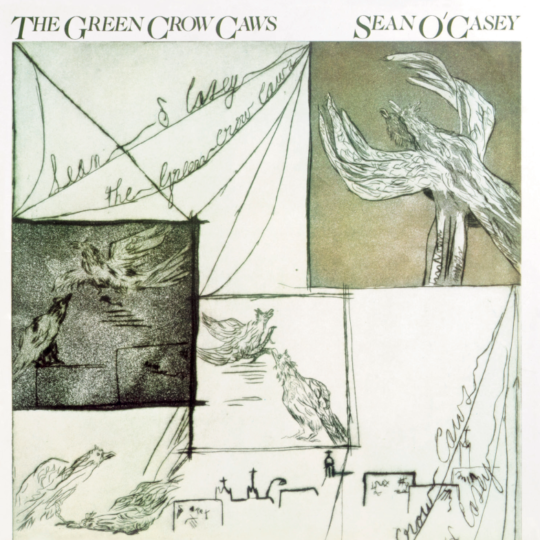 The Green Crow Caws